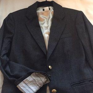 J. Crew gray wool jacket